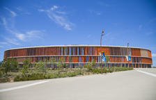 El centre d'operacions dels Jocs