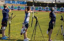 Tir amb arc, voleibol i futbol enceten els Jocs Mediterranis