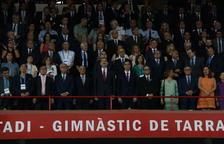 El Rei califica de «gran actuación» el papel de España en los Juegos Mediterráneos