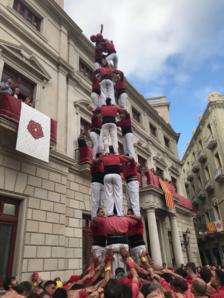 Els Xiquets de Reus estrenen el 2de8f per Sant Pere