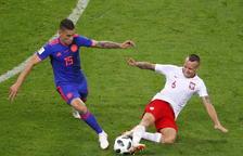 Colòmbia ofereix la seva millor versió i deixa Polònia fora del torneig