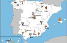 Elche i Extremadura UD completen el nou mapa de la Segona Divisió