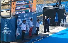 Mireia Belmonte aconsegueix l'or en 200 metres estils