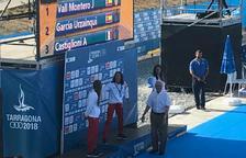 Medalla d'or per Jessica Vall i nou rècord en 100 metres braça