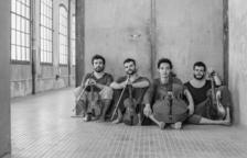 Aupa Quartet actuará por la Festa Major de Sant Pere en Reus