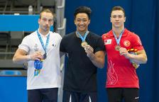 Abad i Mir es queden sense medalla a gimnàstica artística