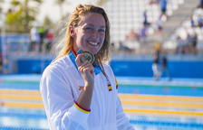 Mireia Belmonte clou els Jocs amb un or, una plata i quatre medalles en total