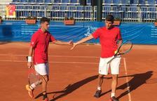 El Club Tennis Tarragona, a ple rendiment en el primer dia de competició