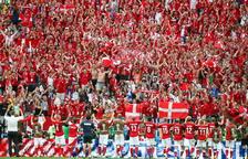Francia y Dinamarca se abonan a la apatía en su ruta a octavos (0-0)