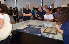 El Tinglado 1 estrena una exposició dedicada als castells de Tarragona