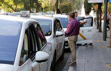 Poc públic, cotxes oficials i autobusos gratuïts minimitzen la feina dels taxistes durant els Jocs