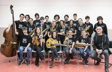 Imatge de la Sant Andreu Jazz Band.