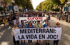 Les entitats tarragonines denuncien la manca de debat en els Jocs sobre «els problemes reals» a la mediterrània