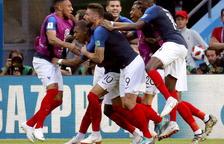 Mbappé echa del Mundial a la Argentina de Messi (4-3)
