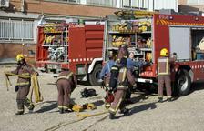 CCOO denuncia la falta «de entre 40 y 50 bomberos» en el Campo de Tarragona