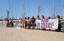 Más de 10.000 personas visitan el portaaviones Juan Carlos I en Tarragona