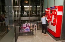 Els pàrquings municipals renoven el seu sistema operatiu i els caixers