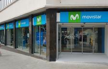 Un centenar d'usuaris de Movistar a Roda de Berà es queden sense línia