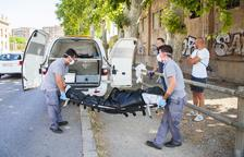 Troben un sensesostre mort en una nau al passeig Independència de Tarragona