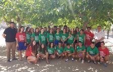 Nova edició del Camp de Treball dels Muntanyans a Torredembarra