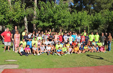 Més de 150 nens i nenes participen a l'Escola i al Campus d'Estiu de Roda