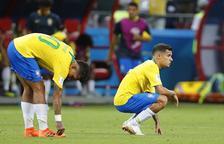 Bélgica muestra todo su potencial y aleja el Brasil del hexacampeonato (1-2)