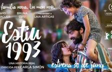 'Estiu 1993' inicia el ciclo de cine en La Palma