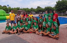 Joves d'arreu de Catalunya estudiaran la biodiversitat de l'entorn del riu Gaià