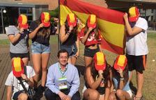 La concejala de Cs de Tarragona comparte contenido de VOX en las redes despreciando la escuela catalana