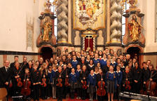 Altafulla acogerá el jueves el concierto coral de Jóvenes Cantores que organiza la Federació Catalana de Pueri Cantors