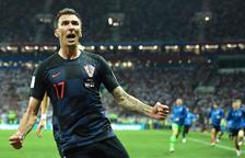 Mandzukic envía a Croacia a la final ante de una Inglaterra blanda al final (2-1)