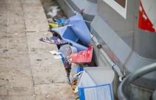 Els veïns de Vileta de Mar demanen més neteja i que se'ls tingui «en compte»
