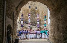 Los grupos castellers amplían de siete a diez las exhibiciones para los visitantes