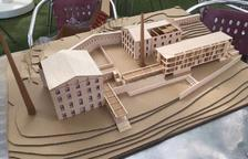 Recuperarán un antiguo complejo fabril del Catllar para vivienda cooperativa