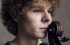 El jove talent Bruno Philippe actuarà a l'Auditori Pau Casals en el concert inaugural del festival.