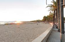 Ciutadans proposa que Salou permeti l'accés dels gossos a determinades zones de les platges durant tot l'any