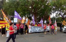 Claro Sol presenta una demanda de conflicto colectivo contra el personal de pisos de PortAventura