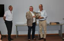 El ICS Camp de Tarragona homenajea a los voluntarios sanitarios de los Juegos Mediterráneos