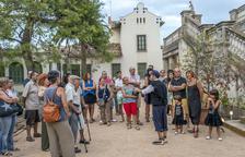 Les visites teatralitzades seran una de les activitats que es duran a terme a l'estiu a la casa d'estiueig de Pau Casals.
