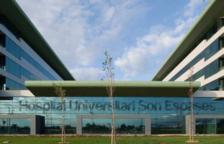 Imagen del Hospital Universitario Son Espases de Mallorca.