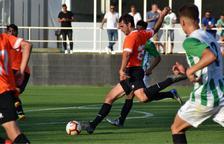 Goleada del CF Reus en el segundo amistoso de la pretemporada