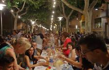 El grupo la Raiz y la cena popular, platos fuertes este fin de semana en la Fiesta Mayor del Morell