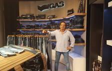 «La nova botiga de Gas Jeans al Pallol ens aportarà nous clients i mantindrà els que ja són fidels»