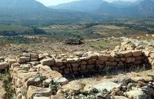 Els arqueòlegs troben els primers jaciments rurals vinculats al poblat iber del Coll del Moro de Gandesa
