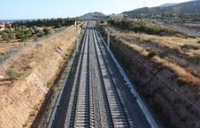 La posada en marxa del corredor mediterrani entre Vandellòs i Tarragona, al juliol
