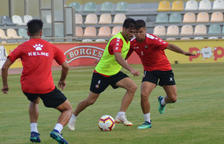 Mantener la columna vertebral, el principal éxito del verano en el CF Reus
