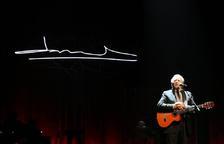 Una laringitis aguda obliga Joan Manuel Serrat a suspendre el concert de Tarragona