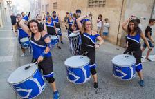 Constantí enceta la Festa Major d'Estiu amb el pregó i la cercavila