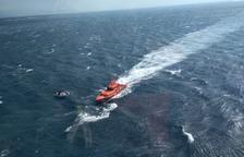 Mor un veí de Reus a l'Ametlla de Mar en ser arrossegat per una onada mentre estava pescant a les roques