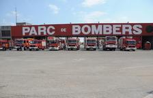 Bombers quiere aumentar el número de efectivos por turno en los parques tarraconenses